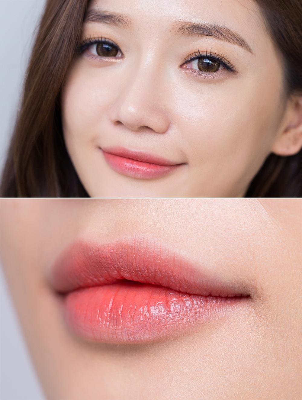 BEIGE#112 Apricot Deep Glaze Lipstick