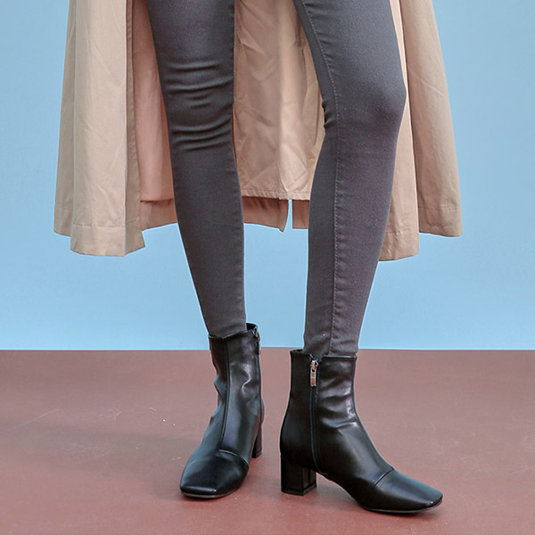 Happier With You Ankle Boots by Chuu